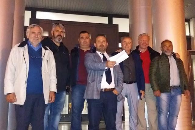 Όλοι οι υποψήφιοι με τον Δημήτρη Σκεύη στο Δήμο Φιλιατών