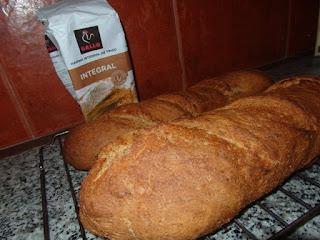 recetas de pan integral