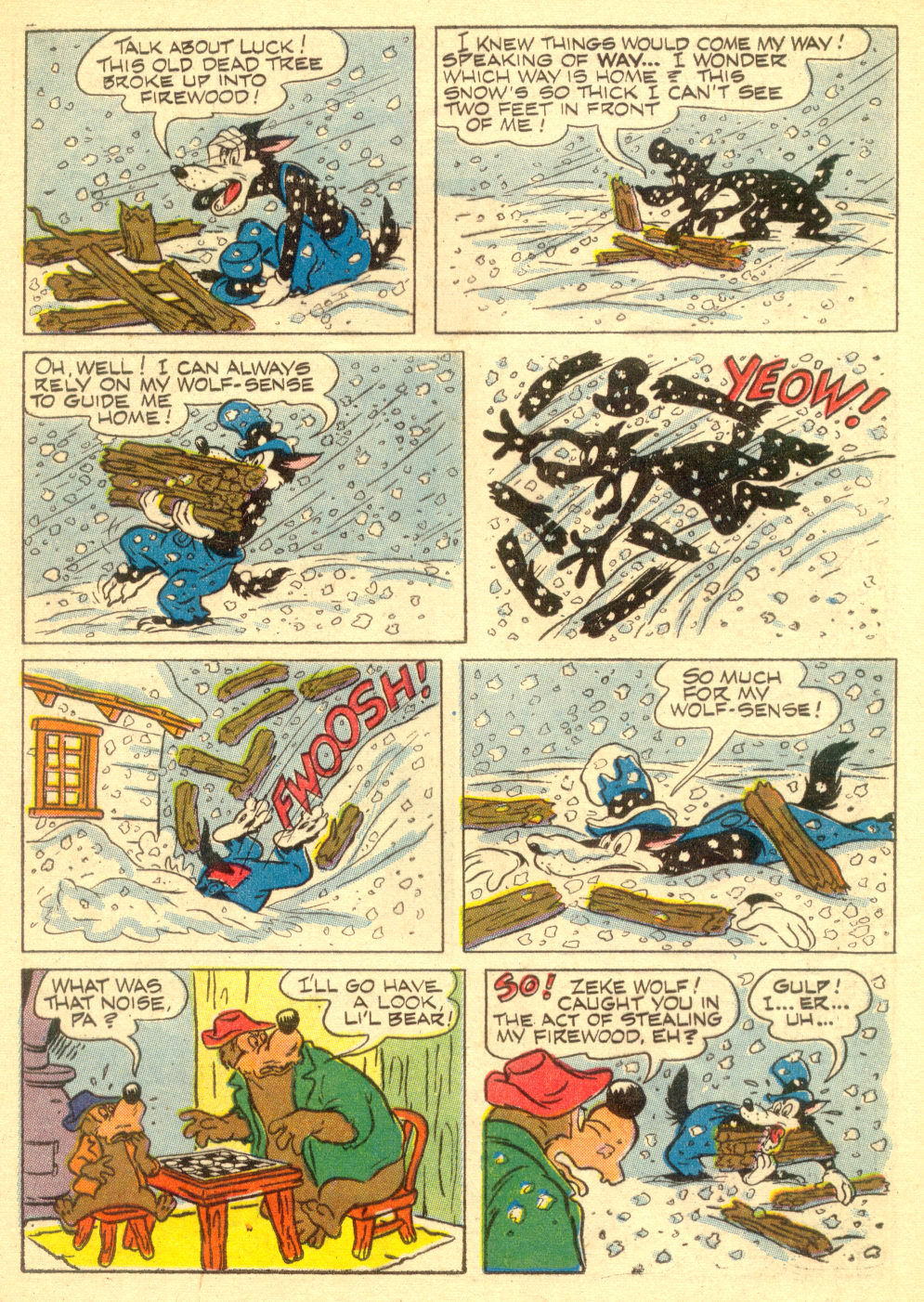 Walt Disney's Comics and Stories issue 196 - Page 17