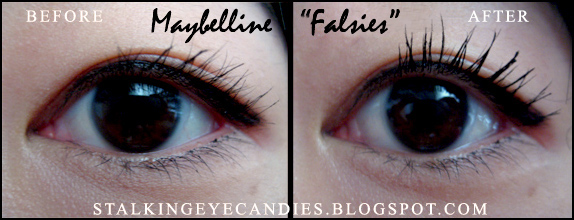 Lishylicious ♥: Review: Maybelline Mascara in The Falsies