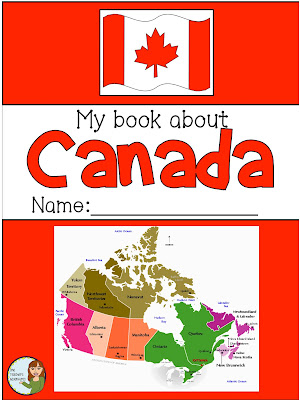 Learn about the education system in British Columbia, Canada and download this FREE resource about Canadian symbols!