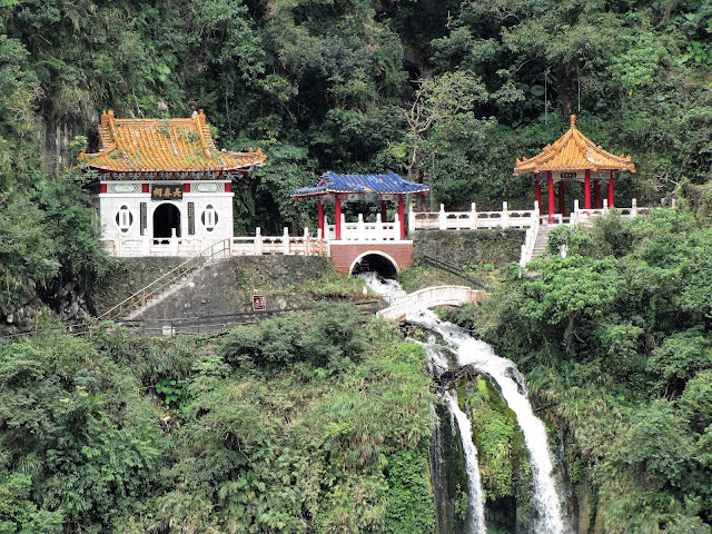 eternal spring shrine taroko gorge taiwan