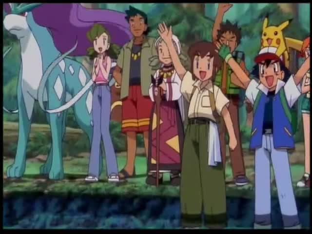 pokemon celebi la voz del bosque latino