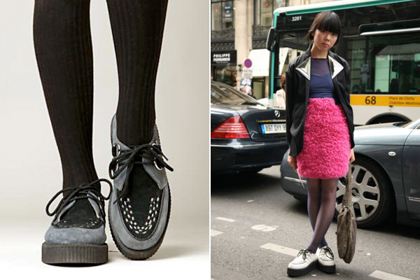 Susie Bubble creepers