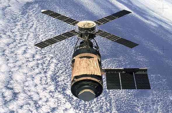 skylab-مختبر-السماء