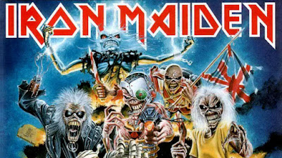 Iron Maiden - A Story of Success by Mark Begelman