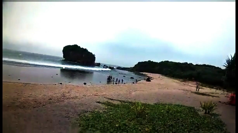 akses ke pantai jungwok