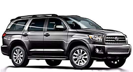 2018 toyota sequoia platinum redesign auto toyota review. Black Bedroom Furniture Sets. Home Design Ideas