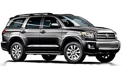 2018 Toyota Sequoia Platinum Redesign