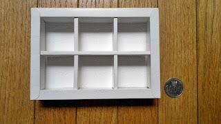 Kotak | Box coklat isi 6 (3x2)