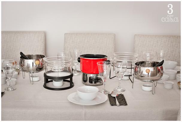 mesa de sopas e caldos