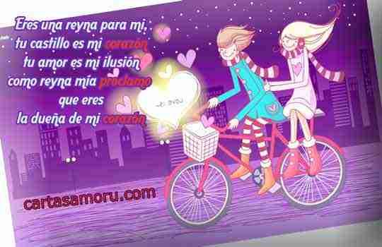 Excelentes versos románticos para decirle a tu enamorada