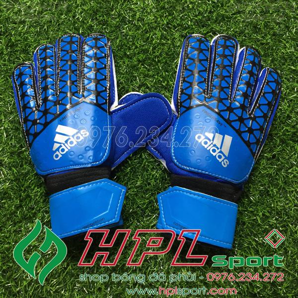 Găng tay thủ môn Adidas - HPL 01 màu xanh