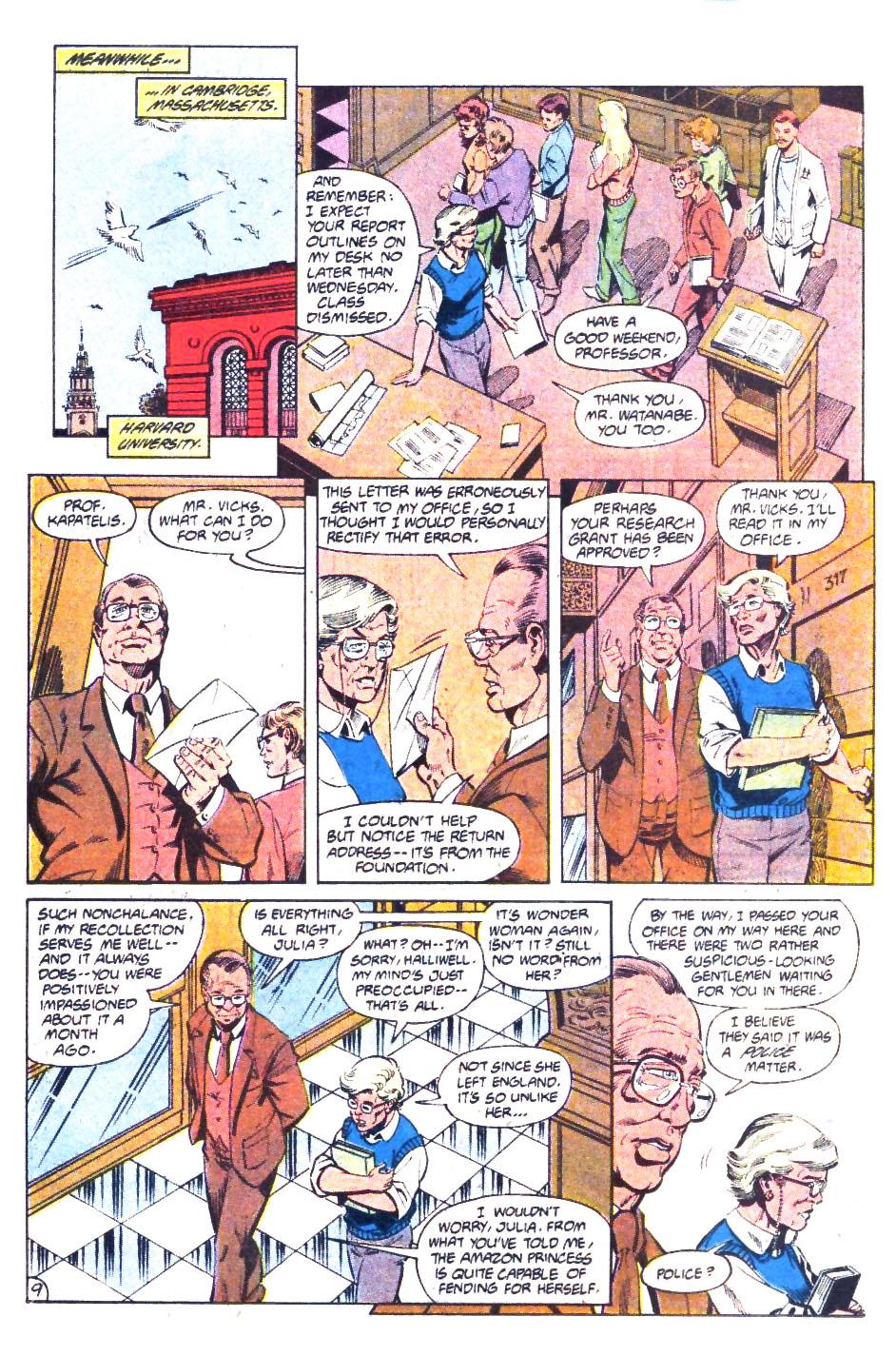 Read online Wonder Woman (1987) comic -  Issue #32 - 10