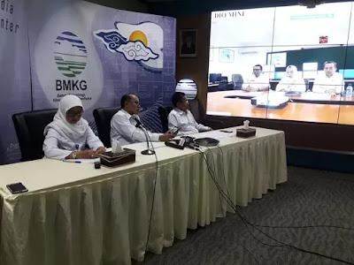BMKG: Tsunami 57 Meter Pandeglang Bukan Ramalan