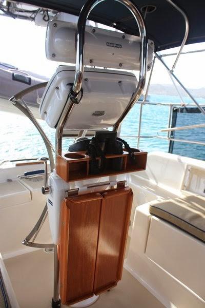 Sailboat Seakite Sea Kite Caliber 40lrc
