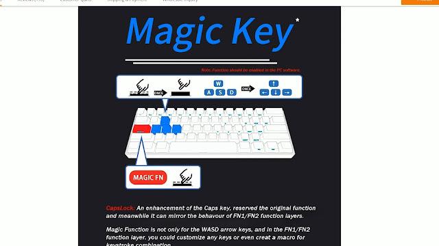 anne pro 2 gaming keyboard