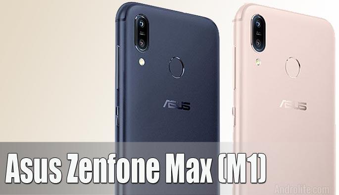 Mengulas perihal smartphone Asus tidak akan ada habisnya Harga Asus Zenfone Max (M1) Terbaru 2018 dan Spesifikasi Lengkap