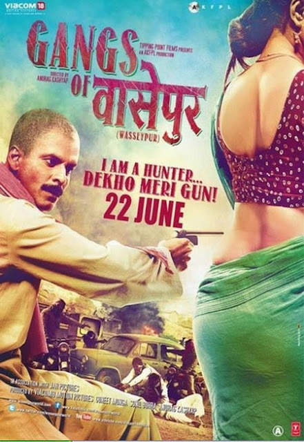 Gangs of Wasseypur, Directed by Anurag Kashyap, Manoj Bajpai