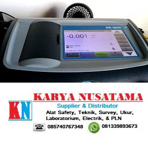 Jual Portable Laboratory Spectrometer HACH DR 3900 di Surabaya
