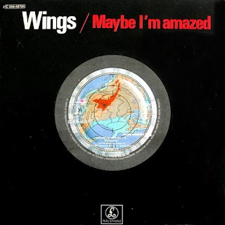 Maybe I'm amazed. Wings