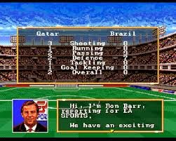 Probably the best football computer game ever