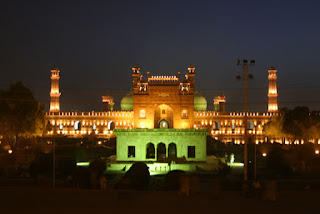 One of the most beautifull from Five Beautiful Places of Lahore.