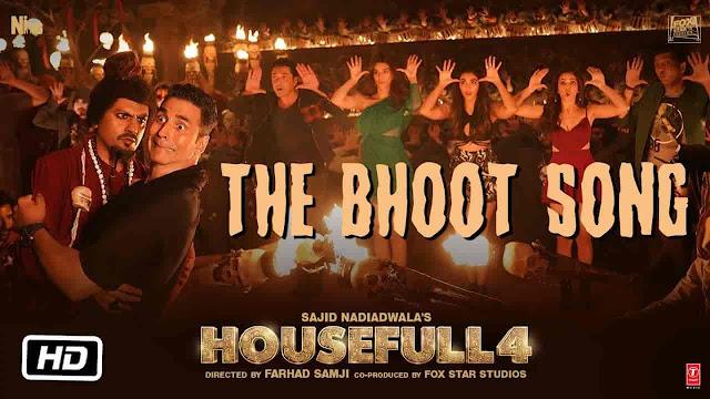 The Bhoot Song Lyrics - Housefull 4 | Mika Singh