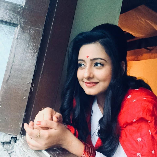 Srabani Bhunia TV Serial Actress