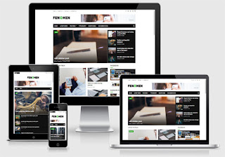 Template Seo and Responsive
