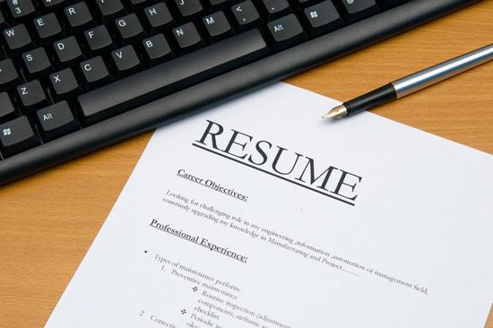 3 Kesilapan Utama Menulis Resume