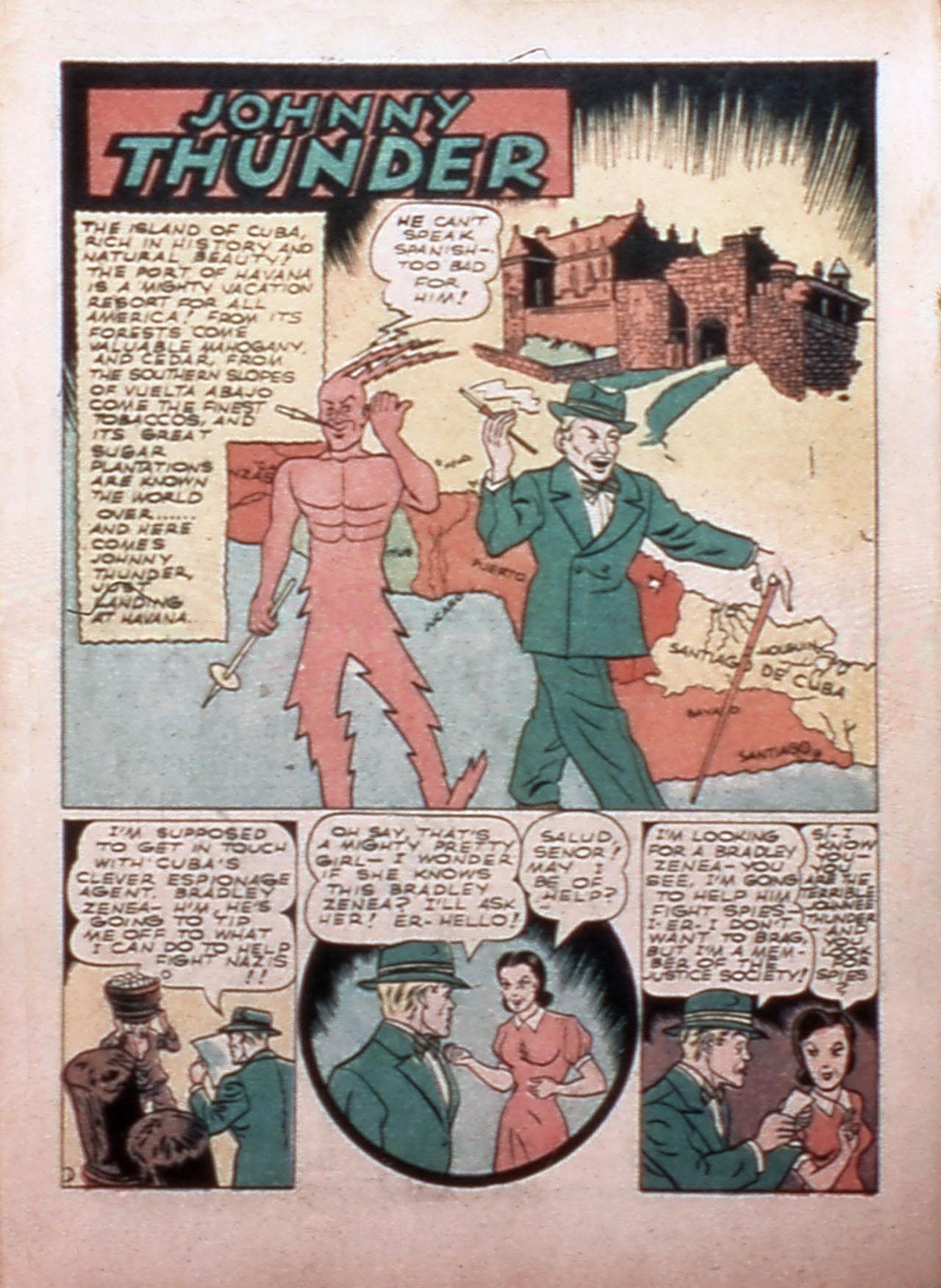Read online All-Star Comics comic -  Issue #9 - 34