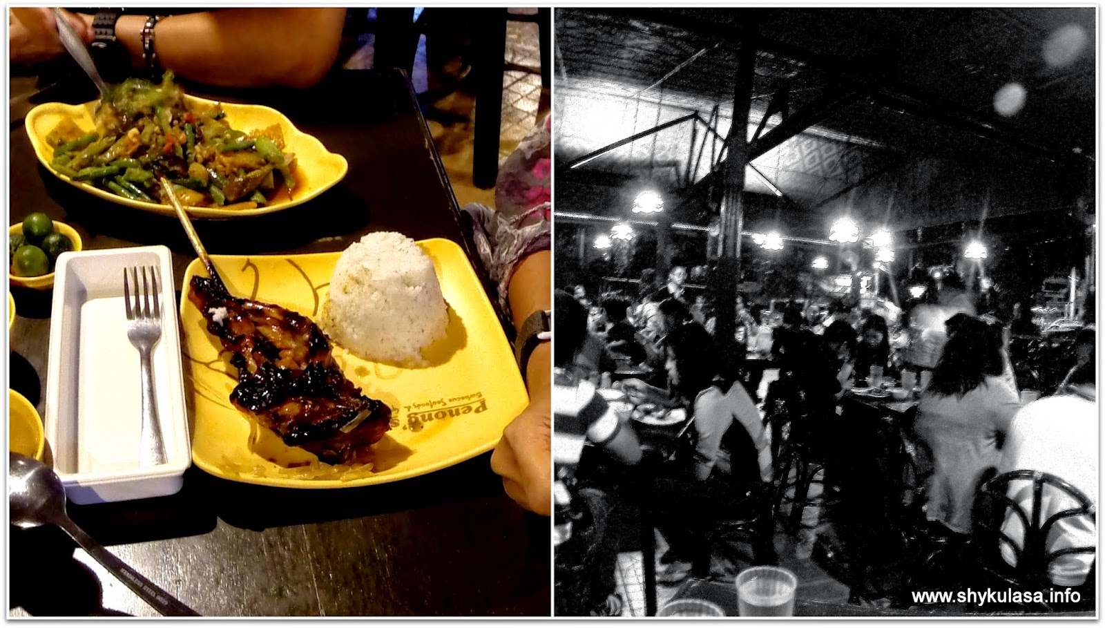 PENONG's Chicken Barbeque, Davao City