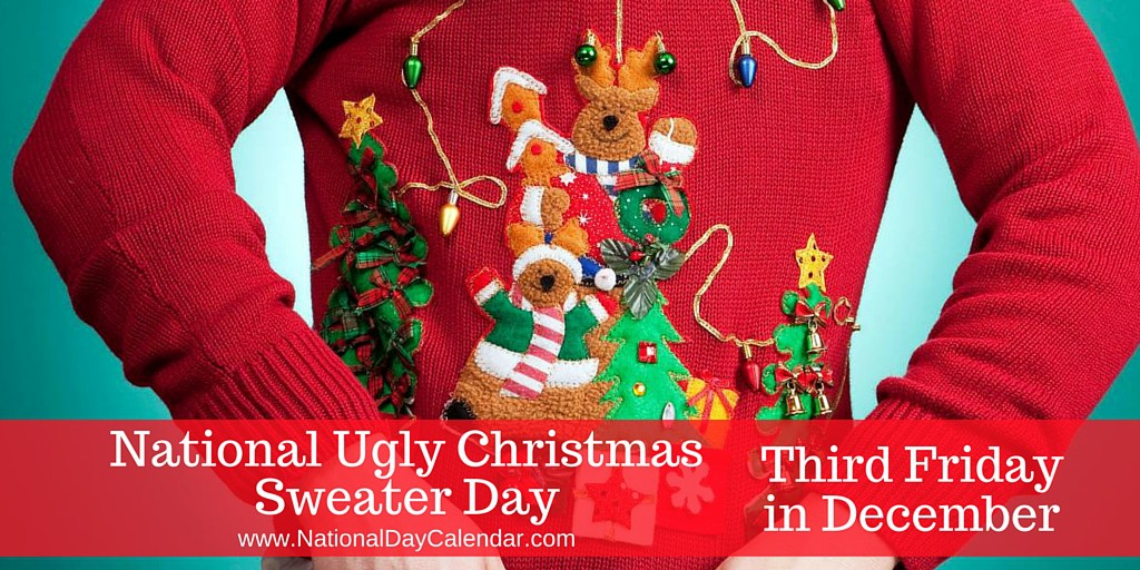 English for You, Rosa´s Blog: The Ugly Christmas Sweater Day