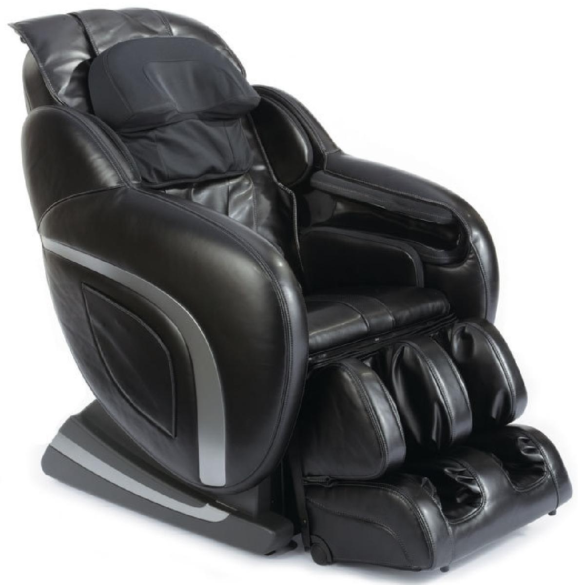 Un fauteuil qui masse tout le corps.