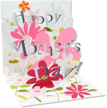 2012 mother 39 s day greeting cards pop up mothers day cards for Pop up birthday cards for mom