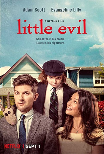 Little Evil 2017 English Movie Download