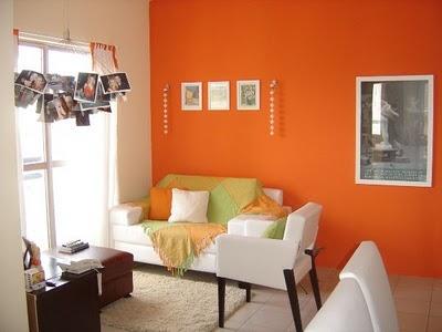 Art design decora o de casas e interiores for Cores sala de estar feng shui