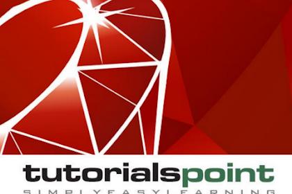 Ebook: Download Ebook Bahasa Pemrograman Ruby Lengkap Untuk Pemula