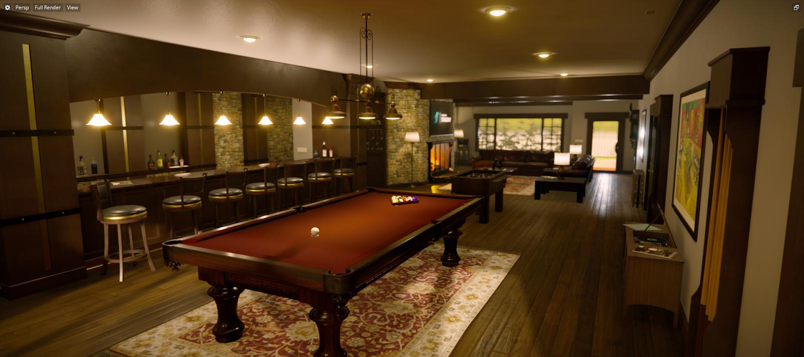 Bitsquid Development Blog The Poolroom