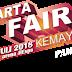 Jakarta Fair Kemayoran 2018 Kembali Dibuka
