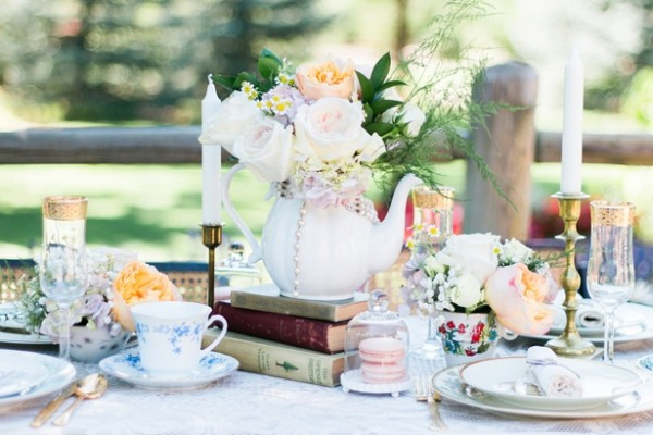 tea party ideas, china tea set