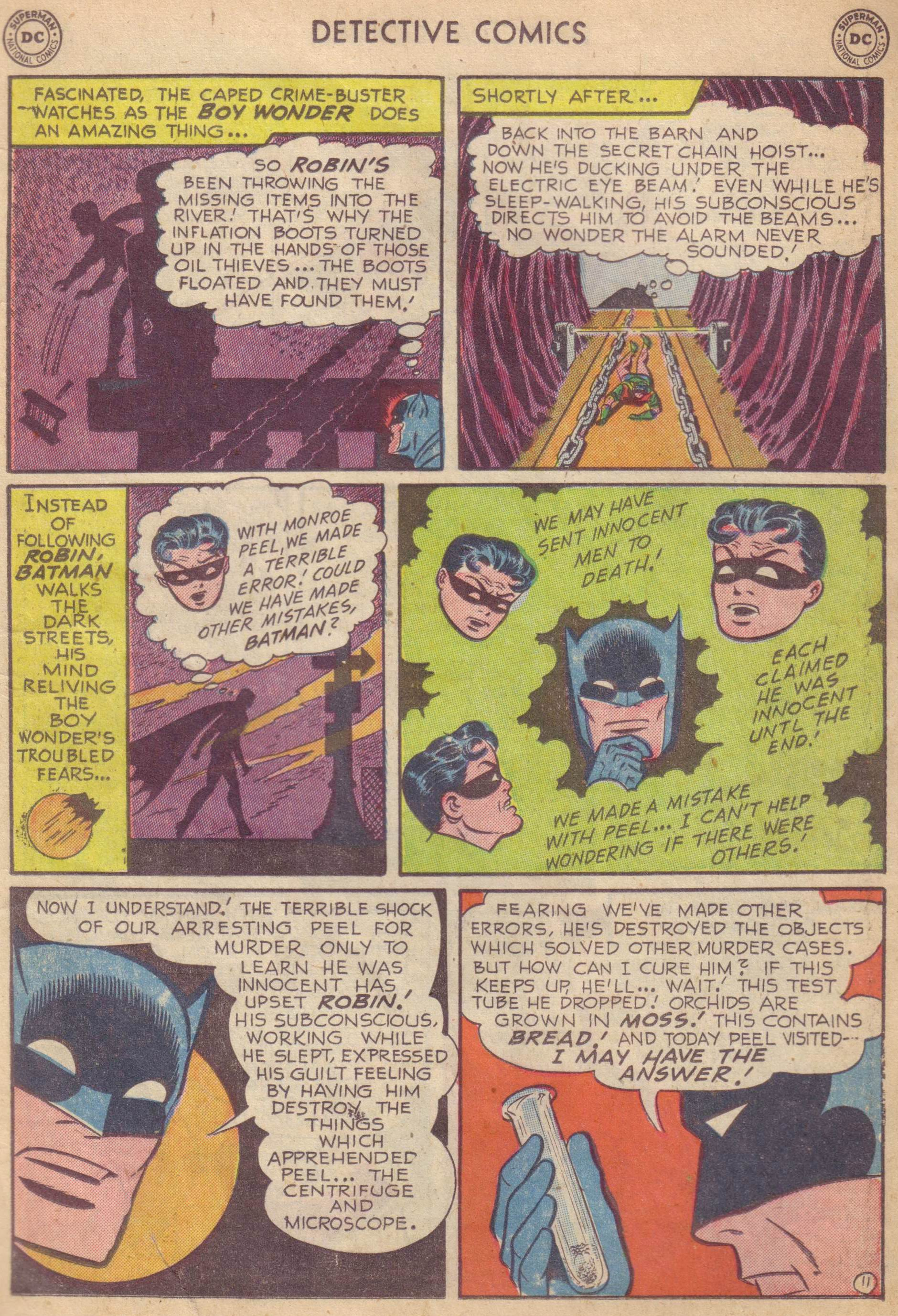 Read online Detective Comics (1937) comic -  Issue #177 - 13
