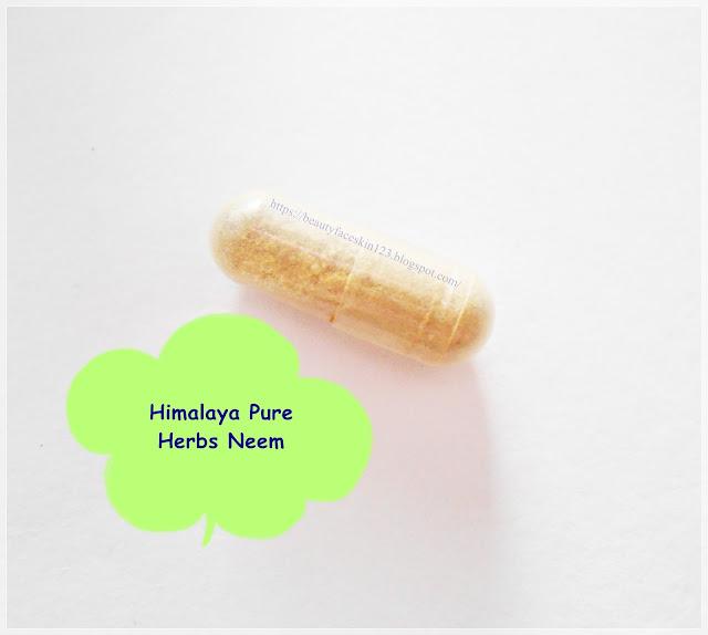 Himalaya pure herbs Neem