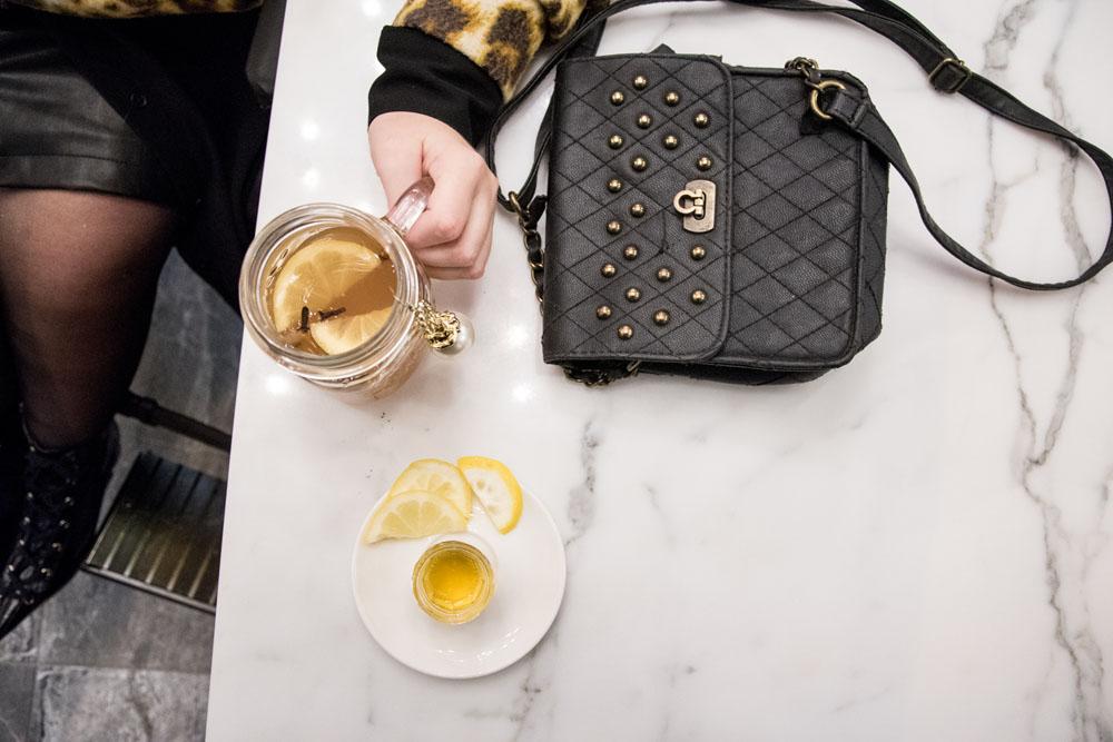 torebka z ćwiekami blog o modzie