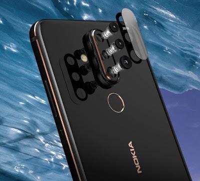 مواصفات كاميرات هاتف نوكيا Nokia X71