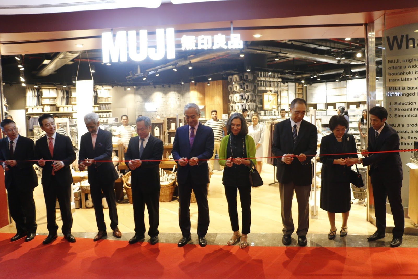 MUJI Launches First Store in India at Palladium, High Street Phoenix Mumbai