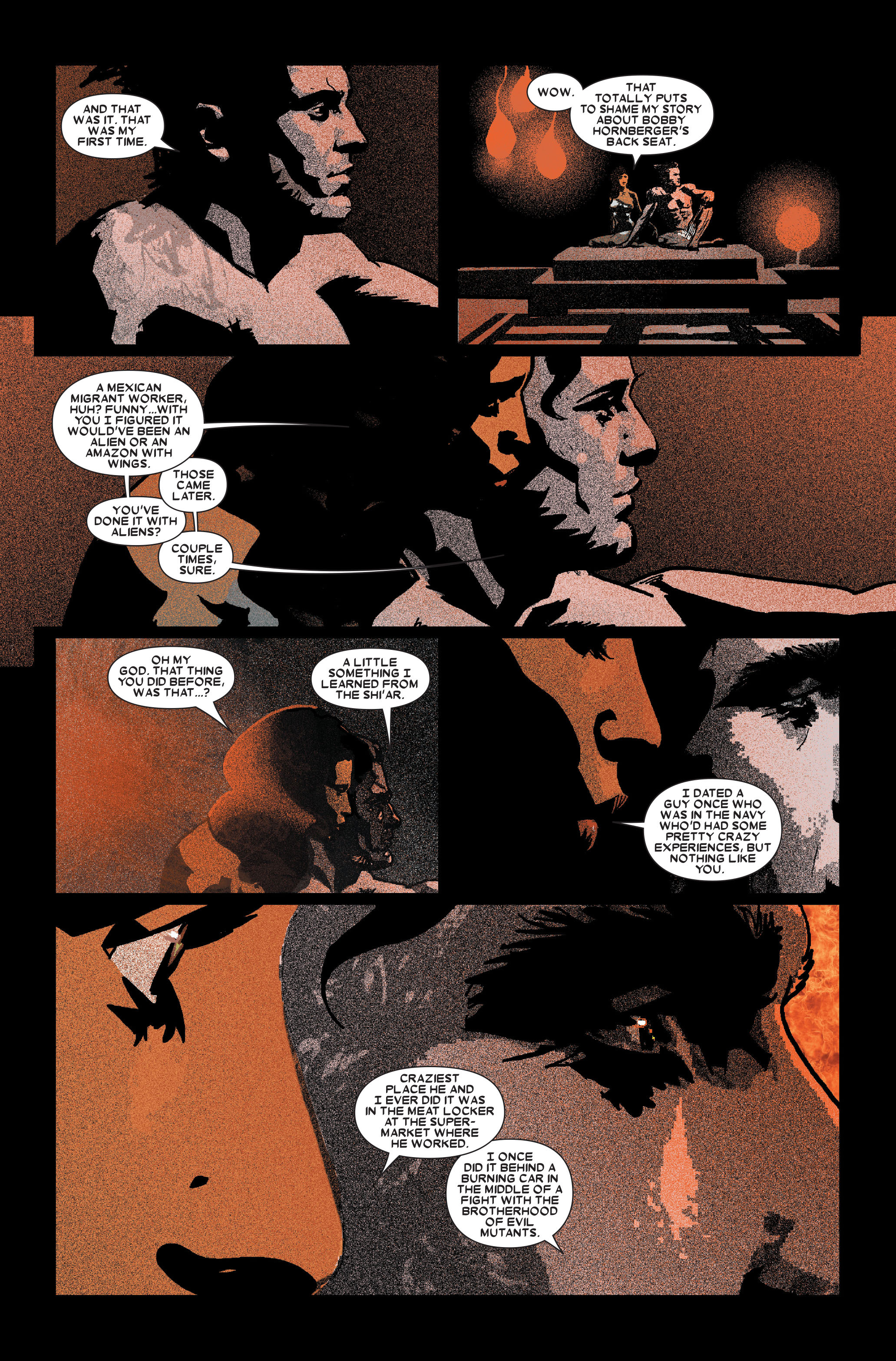 Read online Wolverine: Weapon X comic -  Issue #10 - 4