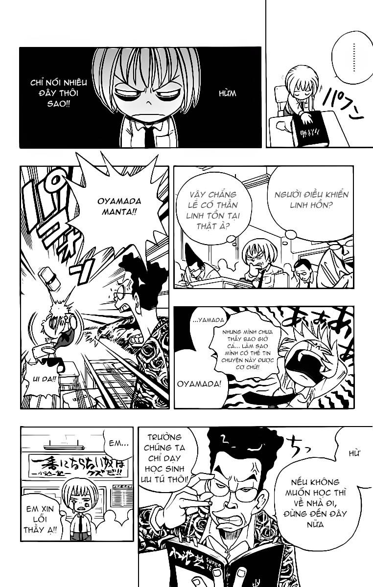 Shaman King [Vua pháp thuật] chap 1 trang 27