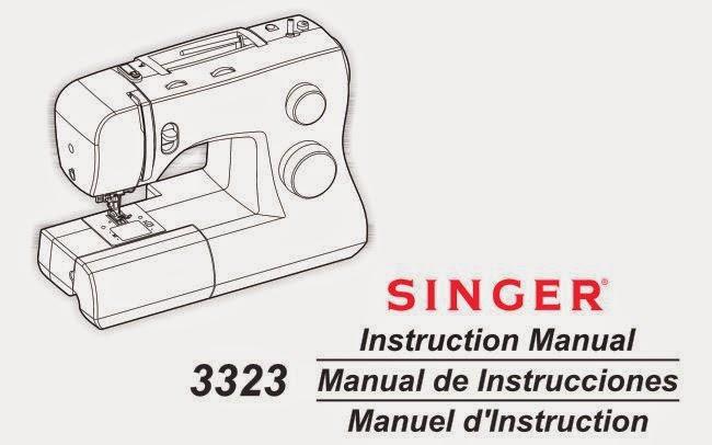 Maquina de coser buscar: Singer manuales